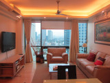 two bedrooms with golf view