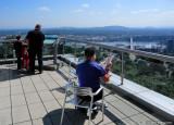 Observation Deck at OSHU