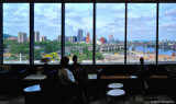 View of Downtown Portland from Doctor's Office