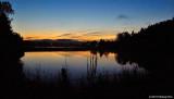Daybreak Over LCC Ponds