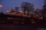 All Lit Up - The Springfield Bridge