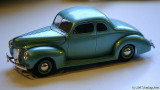 1940 Ford Coupe - like the first car I ever drove