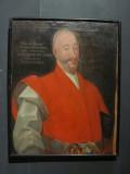 Mykola Potocki, a Kanev hetman (and bad man) and patron of PInzel at Hodovytsya