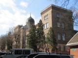 the Jewish Hospital on Yakov Rappaport street