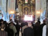 ...during the beatification of John Paul II