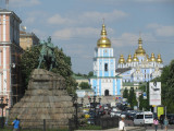 five days in Kyiv