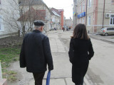 ...and on the streets with Mr. Vorobets