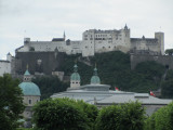 and finally arriving in Salzburg!