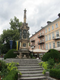 in Bad Ischl, on the Traun river
