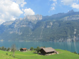 ...we pass the Walensee