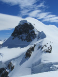 nearby Breithorn, a favorite hiking destination...