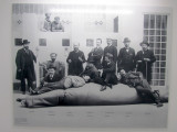 some of the Secession artists, including Klimt and Moser