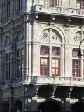 a detail of the opera house