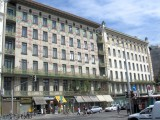 here's a pair of Otto Wagner buildings