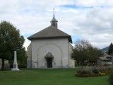 chapel in Flérier, now part of Taninges