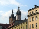 ...with a final look at Krakow's spires