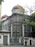 the Brodsky synagogue, from the 1860s, remains a state archive since just after the 1917 revolution
