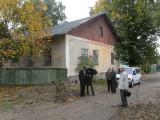 two sets of stones were recently found on Yuri Rohatynsiv street