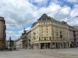 Svobody boulevard has a hint of Vienna