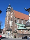 the Corpus Christi church