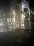 and old photos of synagogues now inactive or lost