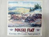 a good display on the history of the Fiat manufactured in Poland...