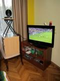 the Euro 2012 football matches are starting; we have to rig a better TV antenna