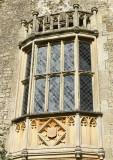 Talbot's Oriel Window