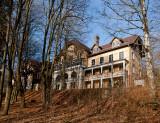Sanatorium M, abandoned...