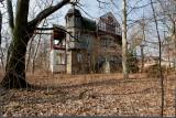 The Lob Villa, abandoned...