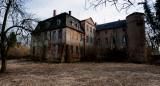 Castle A8, abandoned...