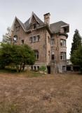 Villa Flo, abandoned...