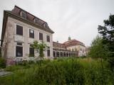 Sanatorium Haus im Wald, abandoned...