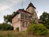 Military Hospital, abandoned...