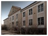 Russian Military Barracks, abandoned