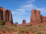 USA, Monument Valley