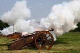 Manöver der Waldecker Kanonengruppen 2010 in Korbach