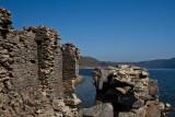 Edersee-Atlantis, Blick vom Bericher Hammer zum Schloss Waldeck