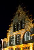 Korbach, die alte Brandkasse zur Kunstnacht 2010