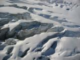Gletscher am Kitzsteinhorn