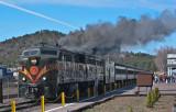 Grand Canyon Railroad, Williams