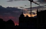 Irgendwo steht in Dresden immer ein Baukran