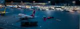 Der Flughafen im Miniaturwunderland (Airport at Modelltrain Scale 1:87)