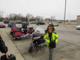 Apr. 3/11 - SCRC 334 First club ride 2011