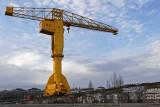 Grue chantier naval : Nantes