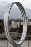 Jules verne et l'anneau de Buren