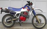 #9 1986 XL600r