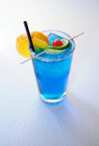 Blue Tongue drink