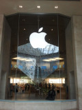 Apple Store, the Louvre