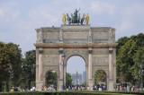 Carrousel Arch, near the Louvre